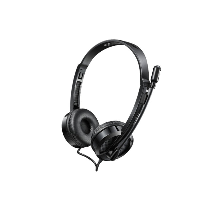 Rapoo H100 Wired  Stereo Headphone with Mic