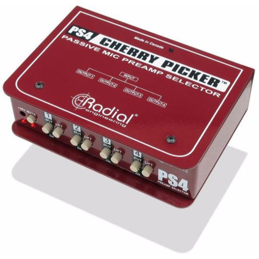 Cherry Picker Studio Preamp Selector