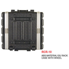 SoundX SX-RCR10 10U Rack Case with Wheel
