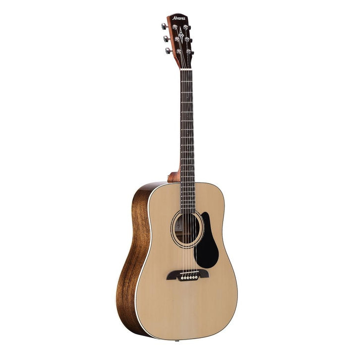 Alvarez RD28 6-String Dreadnought Acoustic Guitar with Gigbag - Natural Gloss
