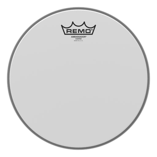 Remo BA-0110-00 USA Ambassador Coated Drum Head 10""