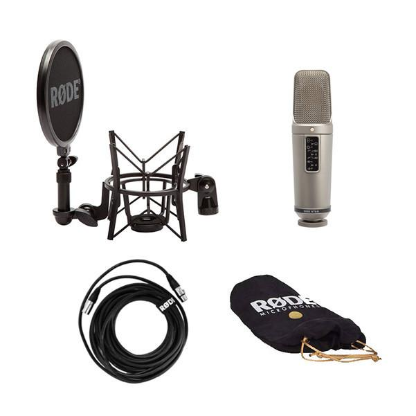 Rode NT2A Large Capsule Studio Condenser Microphone