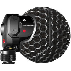 Rode Stereo VideoMic X Condenser Microphone