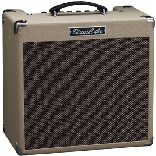 "Roland Blues Cube Hot 30W 1x12"" Guitar Combo Amplifier -Vintage Blonde"