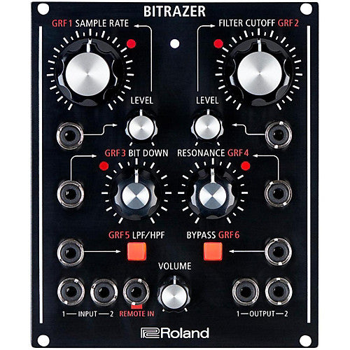 Roland Bitrazer Modular Crusher Synthesizer