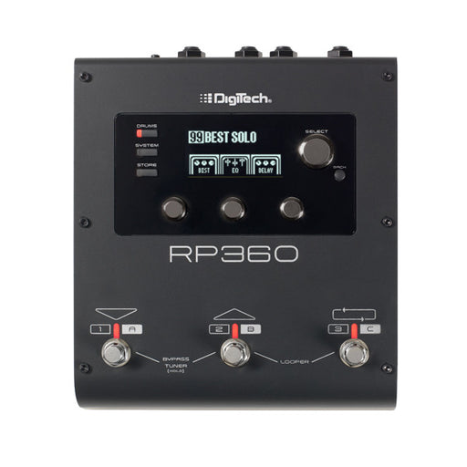 Digitech RP360 Guitar Multi Effects Processor