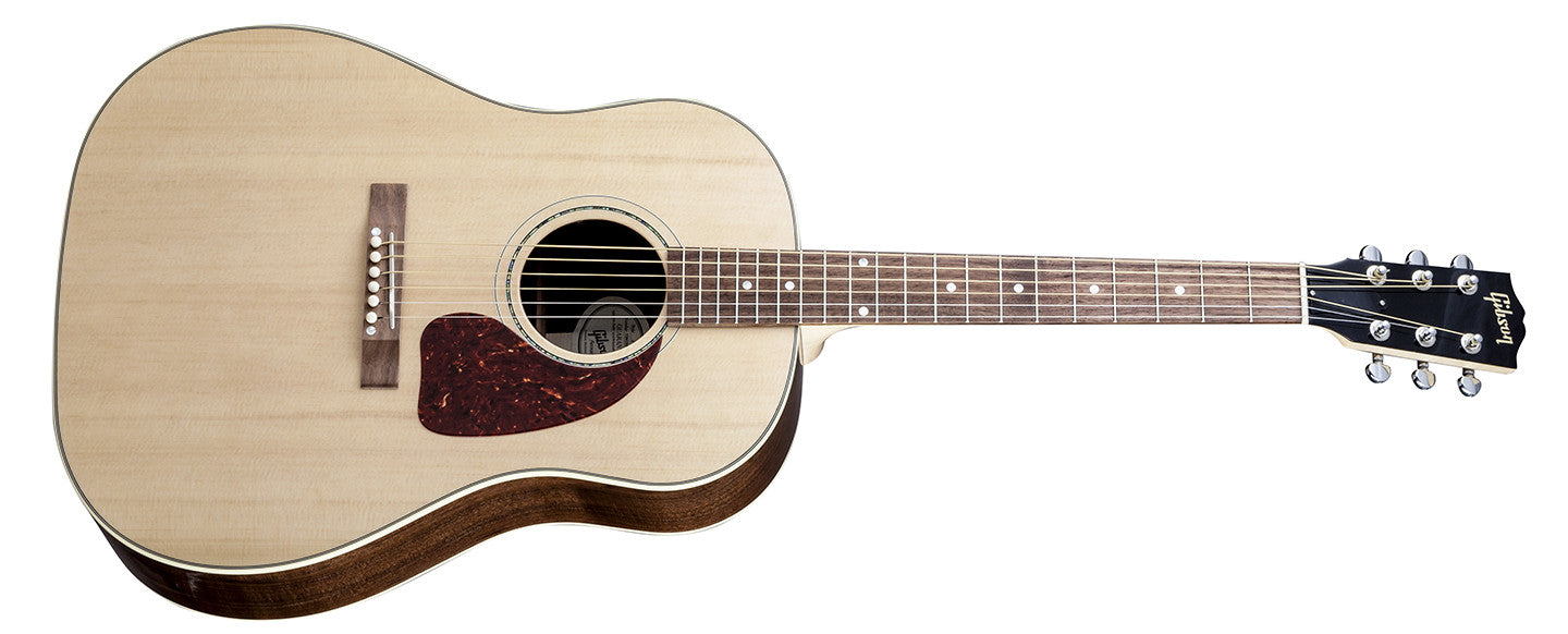 Bajaao Com Buy Gibson J 15 Acoustic Electric Guitar Antique Natural Online India Musical Instruments Shopping