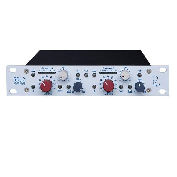 Rupert Neve Designs Portico 5012-H Duo Mic Preamplifier (Horizontal)
