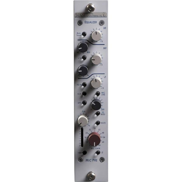 Rupert Neve Designs Portico 5032-V Single-Channel Mic Pre/Equalizer (Vertical)