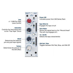 Rupert Neve Designs 542 Tape Emulator with Silk