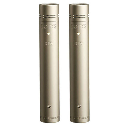 Rode NT5MP Microphones - Matched Pair