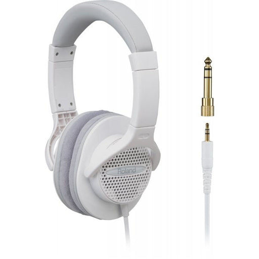 Roland RH-A7 Monitor Headphones (White)