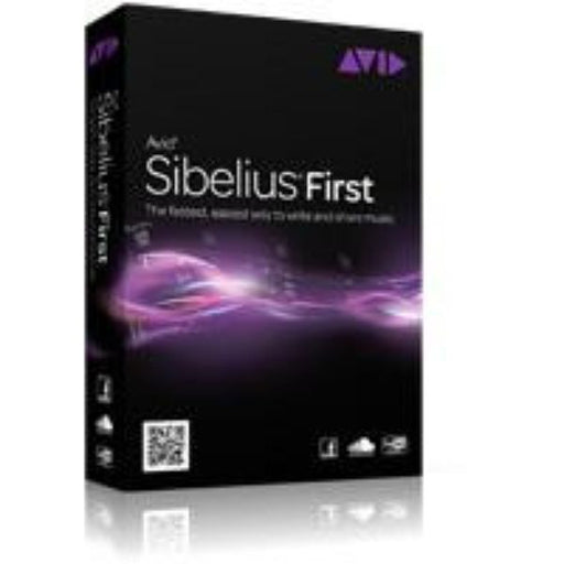 Avid Sibelius First 5-Pack Notation Software