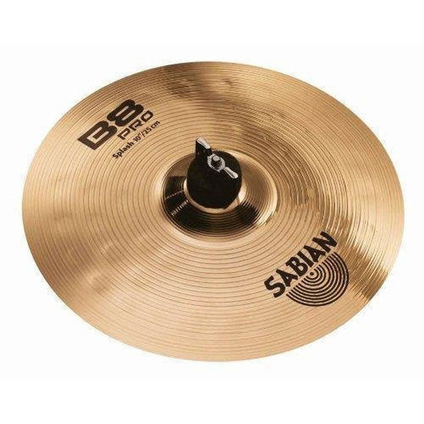 Sabian B8 Pro Splash Brilliant 10 inch