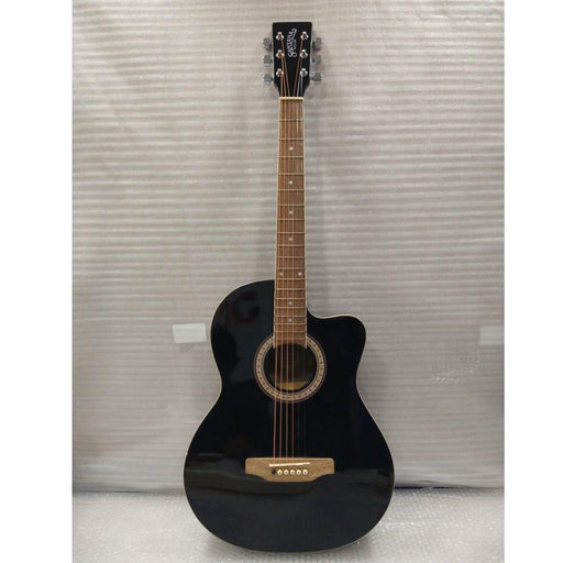 Santana HW39C-201 Cutaway Acoustic Guitar - 39 Inch - Open Box B Stock