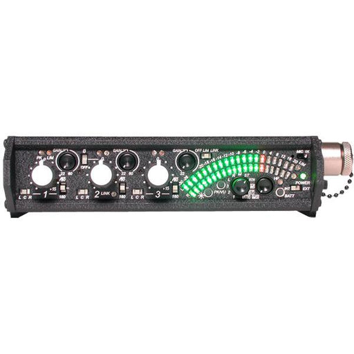 Sound Devices 302 Compact Production Field Analog Mixer