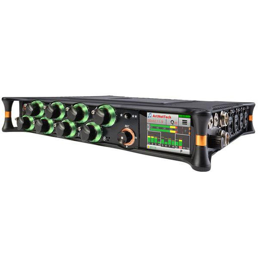 Sound Devices MixPre-10M Multitrack Audio Recorder and USB Audio Interface