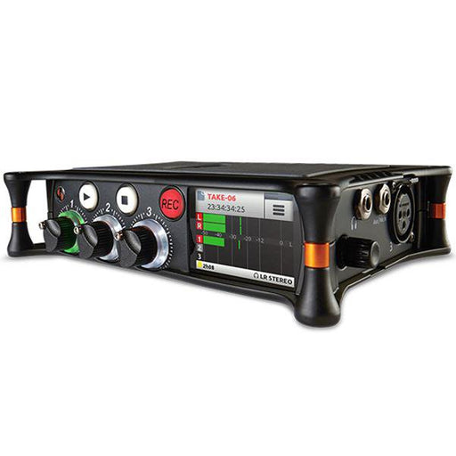 Sound Devices MixPre-3 Audio Recorder-Mixer and USB Audio Interface