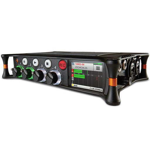 Sound Devices MixPre-6 Audio Recorder-Mixer and USB Audio Interface