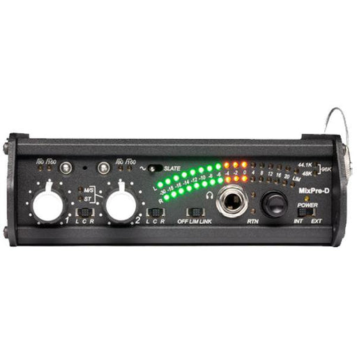 Sound Devices MixPre-D Compact Field Analog Mixer