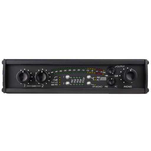 Sound Devices USBPre 2 Portable High Resolution Audio Interface