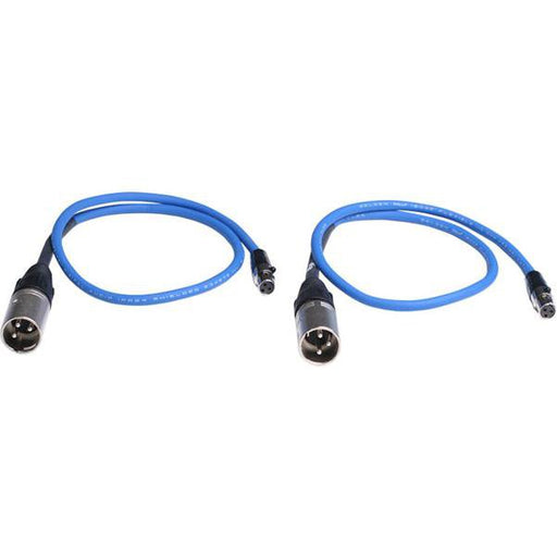 Sound Devices XL-2 TA3 to XLR-M Cable Connector