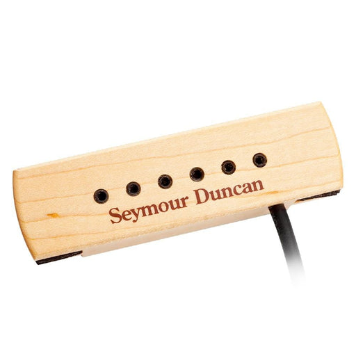 Seymour Duncan 11500-32 SA-3XL Adjustable Woody Acoustic Guitar Soundhole Pickup- Maple