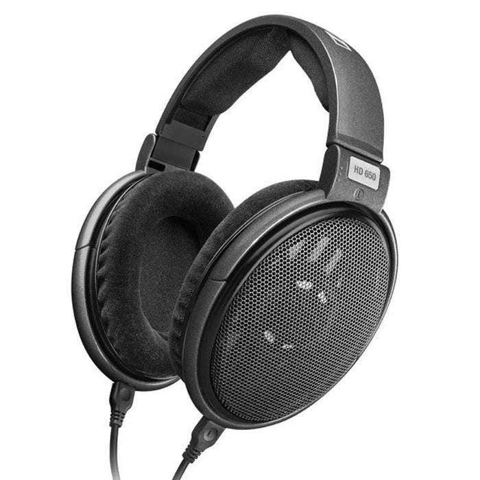 Sennheiser HD 650 Over Ear Headphones - Black