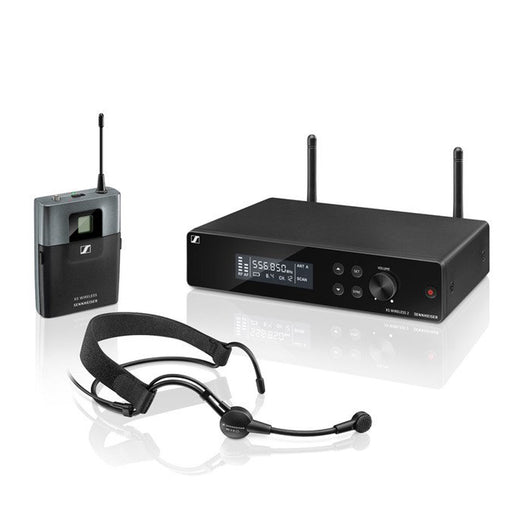 Sennheiser XSW2-ME3 Headset Wireless Microphone System