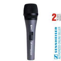 Sennheiser e835S Cardioid Handheld Dynamic Microphone With Switch