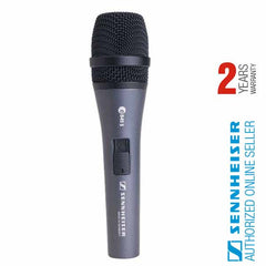 Sennheiser e845S Supercardioid Handheld Dynamic Microphone with On/Off Switch
