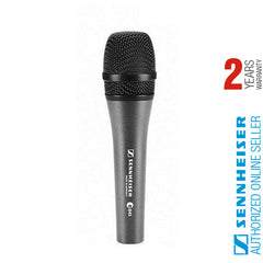 Sennheiser e845 Switchless Supercardioid Dynamic Vocal Microphone