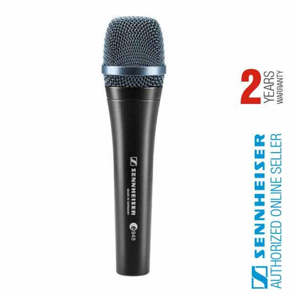 Sennheiser e945 Supercardioid Dynamic Microphone - Open Box