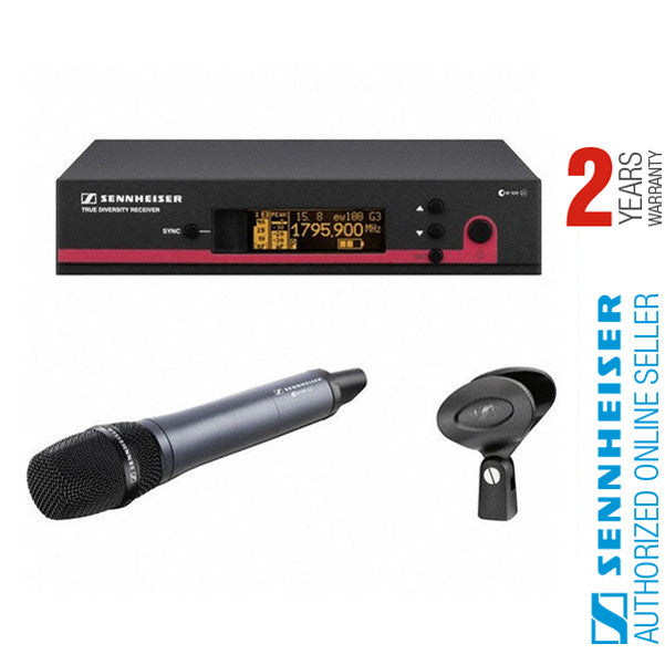 Sennheiser EW 100-945 G3-1G8 Wireless Vocal Set