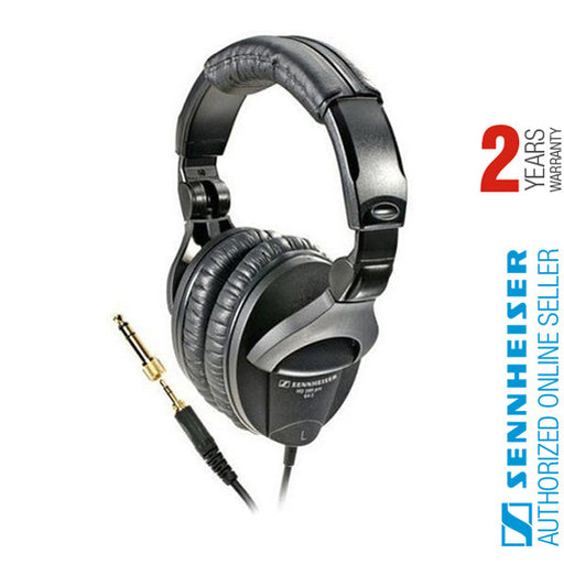 Sennheiser HD-280 Pro Closed-back Studio & DJ Headphones