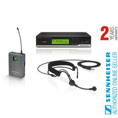 Sennheiser XSW 52-A Wireless Headworn Microphone Set