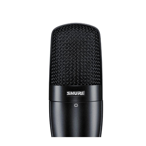 Shure SM27 SC X Condenser Microphone with Shockmount