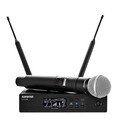 Shure QLXD24-SM58 Handheld Wireless Microphone Systems
