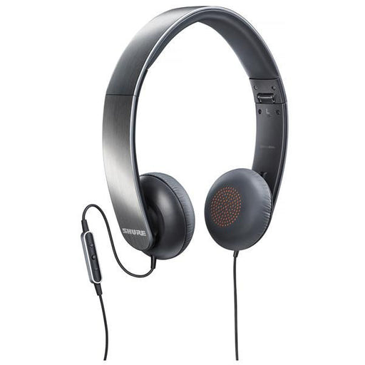 Shure SRH145/M+A Portable Headphones with Remote + Mic