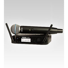 Shure GLXD24WB58A Handheld Wireless System