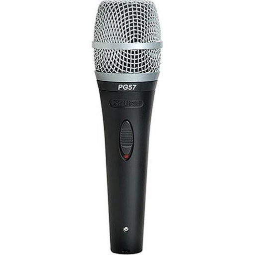 Shure PG57LC Handheld Cardioid Dynamic Microphone