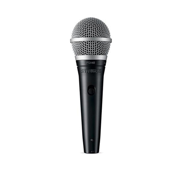 Shure PGA48-QTR Cardioid Dynamic Vocal Microphone