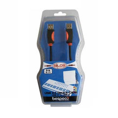Bespeco SLAA180 USB A To USB A - 2 Metres