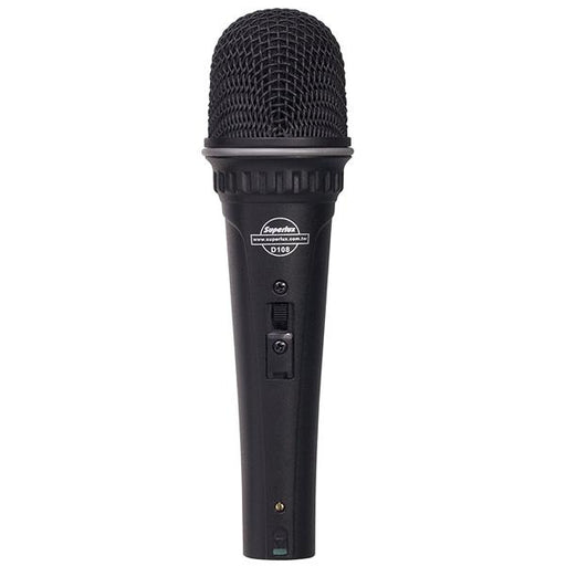 Superlux D108A Dynamic Vocal Super Cardioid Microphone