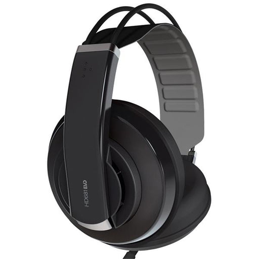Superlux HD681 EVO Professional Monitor Level Headphones - Black