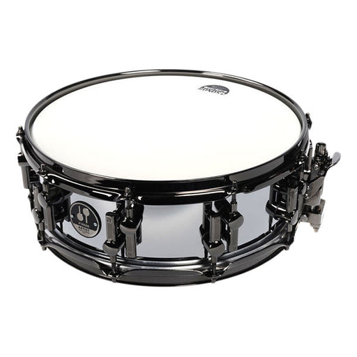 Sonor Artist 12 1405 SDS Snare Drum - Steel Black