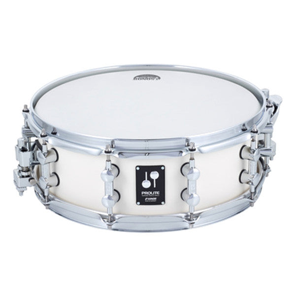 Sonor ProLite 12 x 05 inch Snare Drum - Creme White