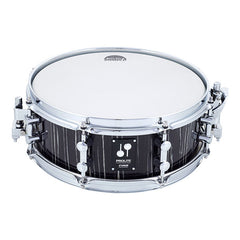 Sonor ProLite 12 1305 Snare Drum - Ebony White Stripes