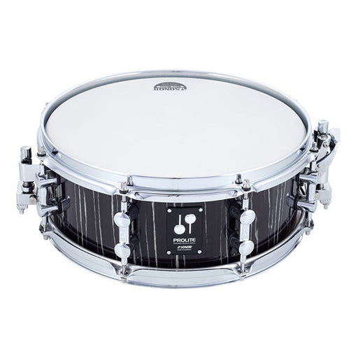 Sonor ProLite Snare Drum - Ebony White Stripes