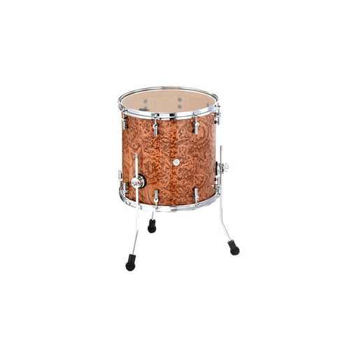 Sonor ProLite 12 1614 Floor Tom - Chocolate Burl